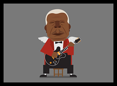 R.I.P BB King