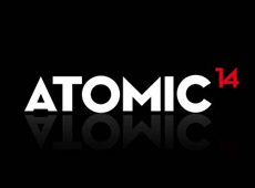 Atomic 14 Logo animation