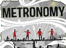 Metronomy Poster 2014